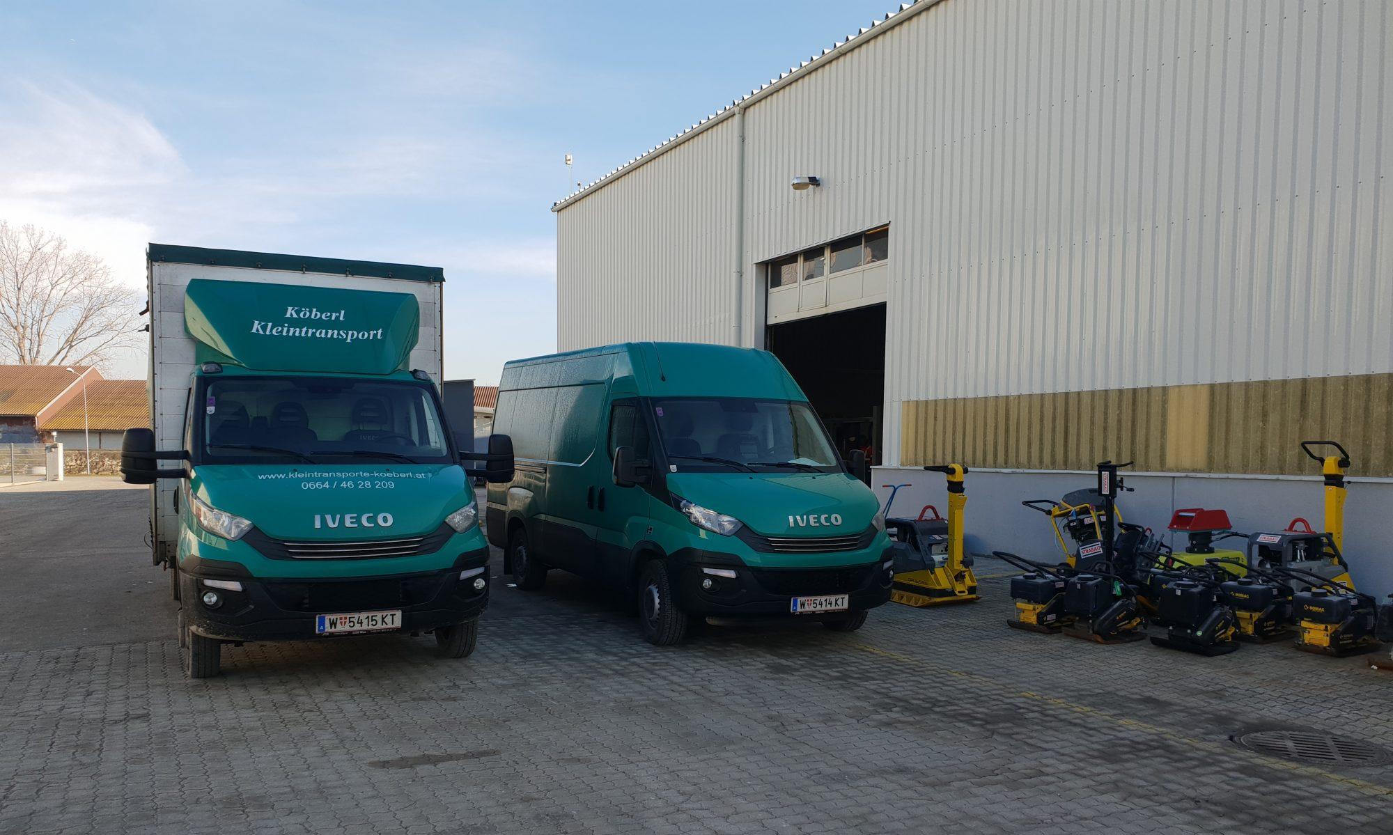 Köberl Kleintransporte Gmbh